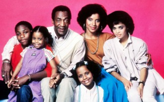 The Cosby Family