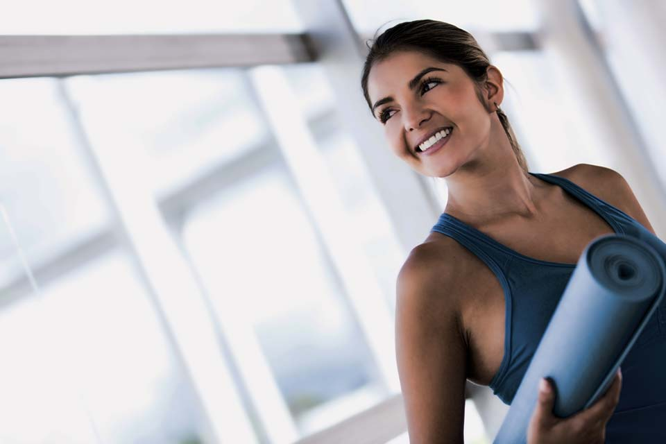 Yoga Class - Reasons