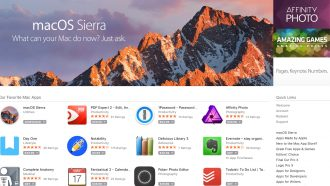 Mac App Store - September 26 2016