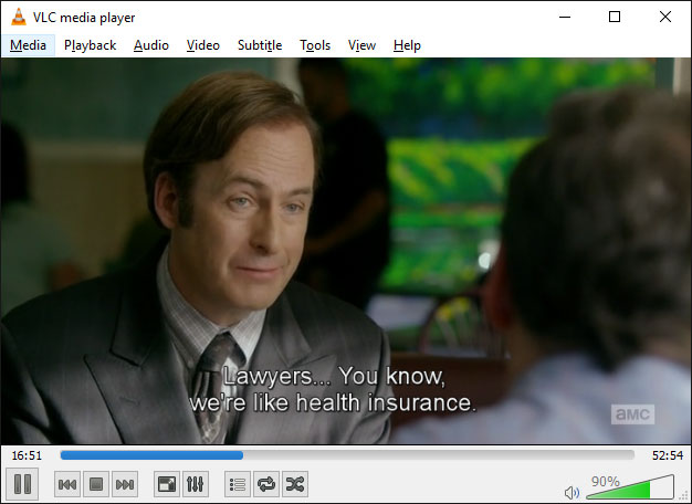 How to Find and Use Subtitles with VLC