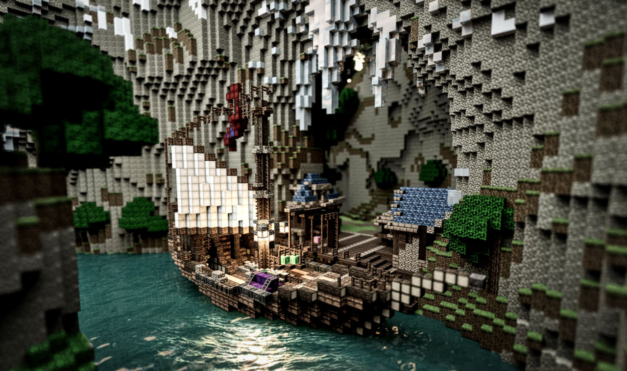 Best Minecraft Maps For More Adventure And Fun Honeydogs