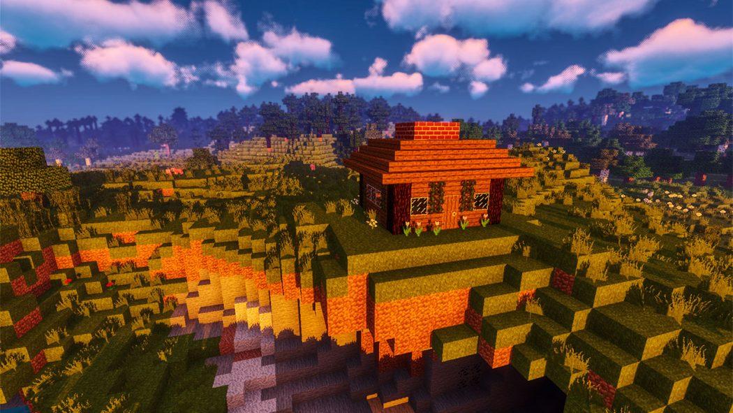 Minecraft Texture Packs - Sunset