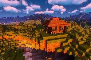 Minecraft Texture Packs - Sunset